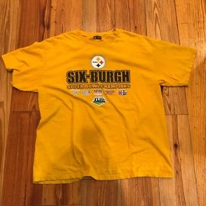 Other - Pittsburgh Steelers T-shirt super bowl champs